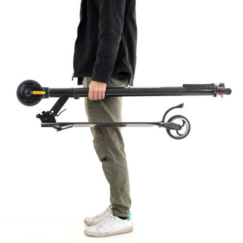 FYNDEX - Elscooter Nitrox Carbon-5 250W - Svart