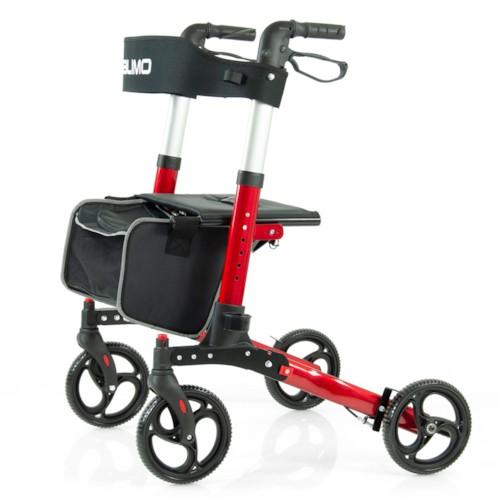 DEMOEX - Rollator Blimo Flex - Röd
