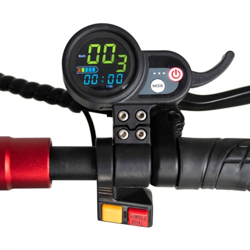 FYNDEX - Elscooter Nitrox RS2400