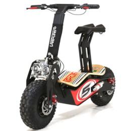 FYNDEXEMPLAR - Elscooter Velocifero Mad 1600W - Race