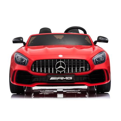 FYNDEX - Elbil Mercedes GTR 4Matic 2-sits - Röd