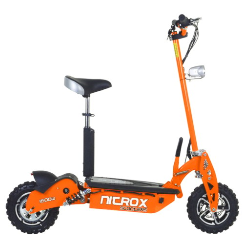 FYNDEX - Elscooter 1600W Dirt - ORANGE