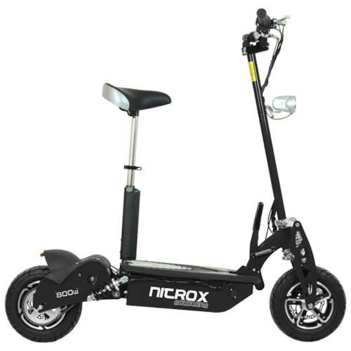 FYNDEX - Elscooter 800 W Race - ARMY GREEN