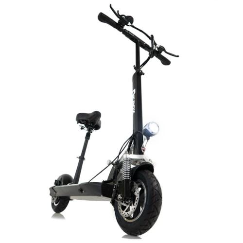 FYNDEX - Elscooter Nitrox MyWay V2 700W - Svart