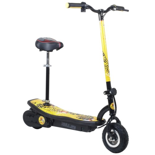 FYNDEX - Elscooter 250W EXTREME - Gul
