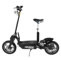 FYNDEX -Elscooter 1600W OFFROAD - Svart