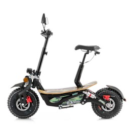 FYNDEX - Elscooter EV-Ultra 2000W- Camouflage