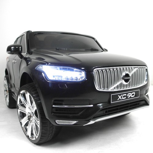 FYNDEX  Elbil Volvo XC90 Inscription 12V - Onyx Black
