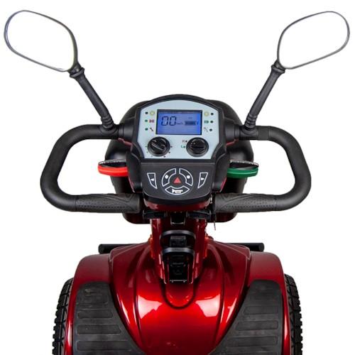 FYNDEX - Blimo X-1400  RÖD