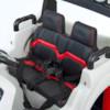 FYNDEX -  Elbil Ford Ranger Monster Truck 4WD 12V - Vit