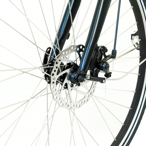 UTGÅTT - Elcykel EvoBike SPORT-8 250W - SVART, dam
