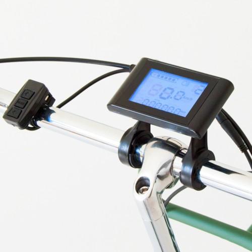 UTGÅTT - Elcykel EvoBike CLASSIC-3 250W - Bronsbrun - herr