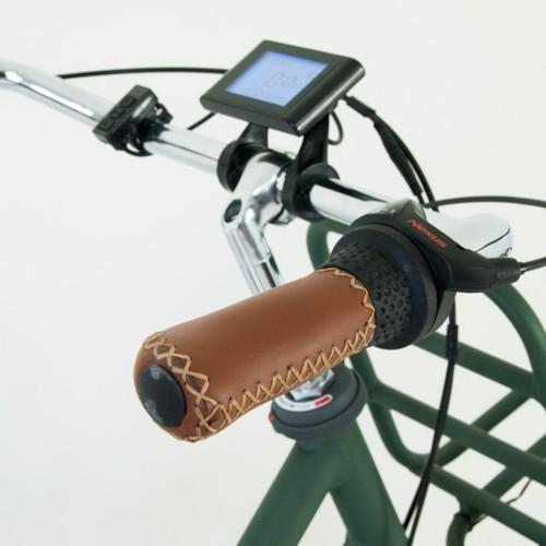UTGÅTT - Elcykel EvoBike CLASSIC-7 250W - OLIVGRÖN - dam