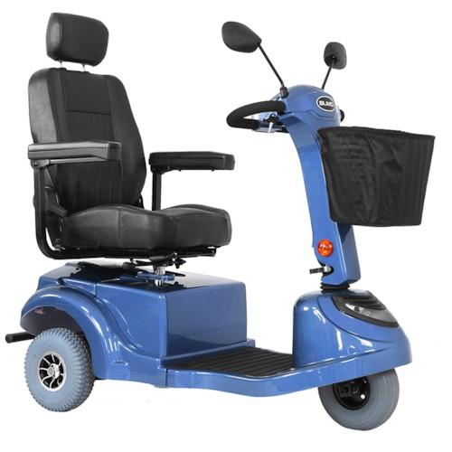 Blimo T-50 2020 - Azurblå