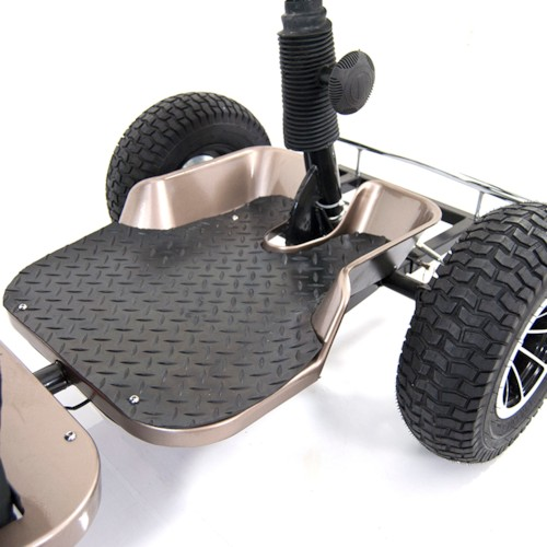 FYNDEX - Golfscooter Blimo Caddie - Brons
