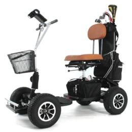Golfscooter Blimo Caddie - Svart