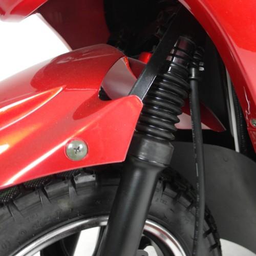Blimo Moto - Röd metallic