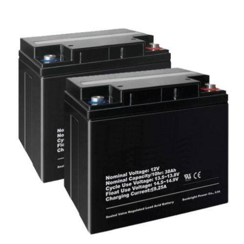 Batteriuppsättning 42Ah