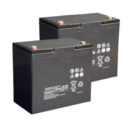 Batteriuppsättning Blimo 55Ah