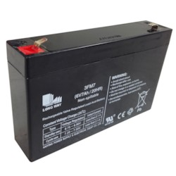 Batteri 6 V 7 Ah