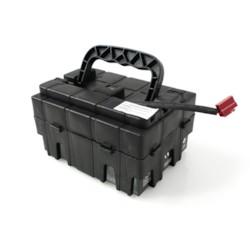 Extra batteripaket VW Amarok och Land Rover Defender 12V 20Ah