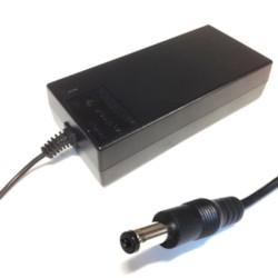 Laddare elcykel 36V lithiumbatteri, 5 mm kontakt