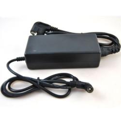 Laddare elcykel 36V lithiumbatteri, 12 mm kontakt
