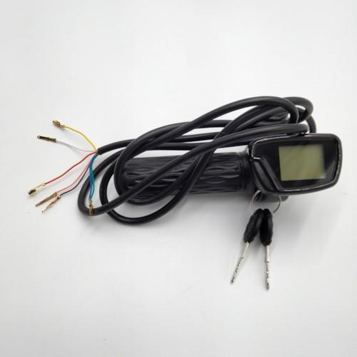 Gasreglage 24V inkl. LCD display till 250W Extreme