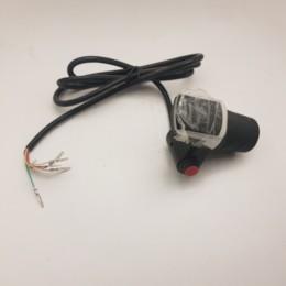 Gasreglage 60V till Elscooter 2000W, m. batteriindikator