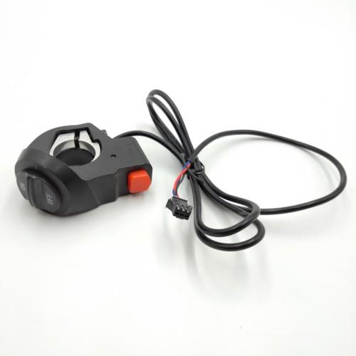 Reglage för belysning och tuta till Nitrox X12 V2