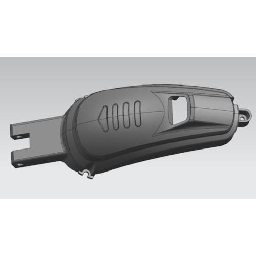 Bak-bromsskärm till Elscooter Nitrox Joy