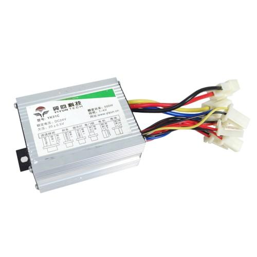 Elektronikbox 500W 24V Premium