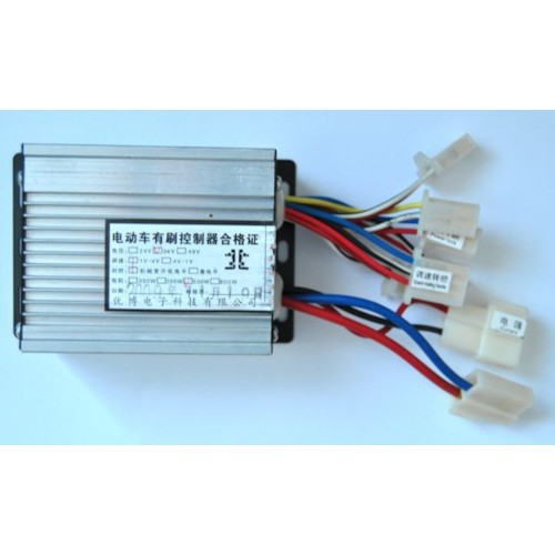 Elektronikbox 500W 36V