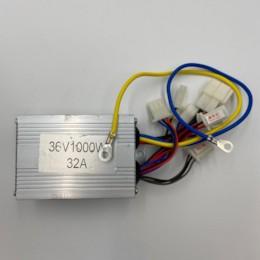 Elektronikbox 1000W 36V för el-ATV Cobra V2