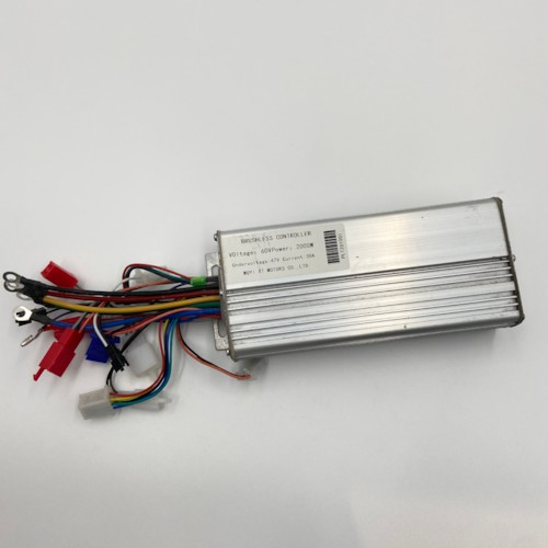Elektronikbox 1500W till Nitrox Fatbike Lithium