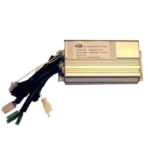 Elektronikbox för borstlös 500W 36V med DATOR, Go ECO