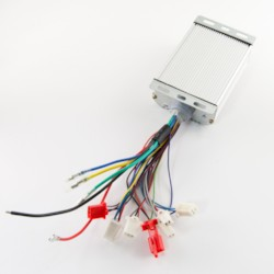 Elektronikbox för borstlös 500W 48V, Trigger