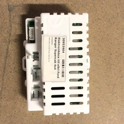 Elektronikbox till elbil Ford Ranger Super Cab 4x4