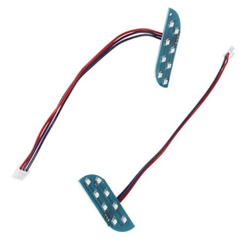 LED-lampor till Airboard, höger och vänster 2-pack