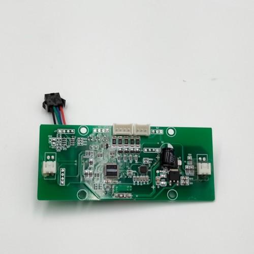 Kretskort Airboard, fot-sensor HÖGER - SUV