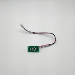 Indikatorlampa LED till airboard