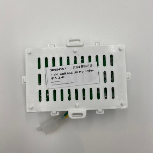 Elektronikbox till Mercedes GLS 2.4G