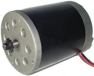 Elmotor 1000W 48V