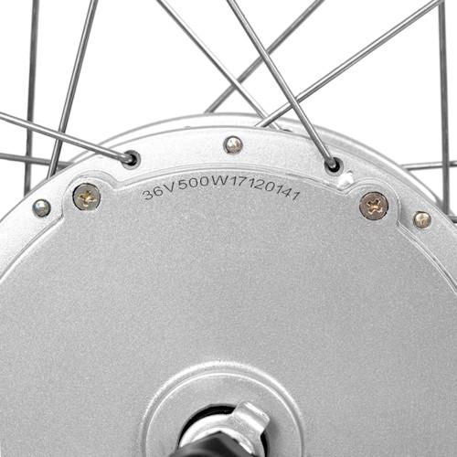 Framhjul Elcykel Evobike, 28 tum 500W 36V motor