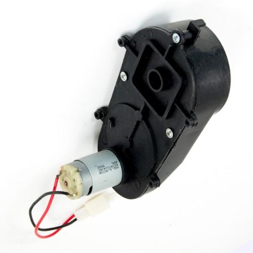Motor till styrservo elbil