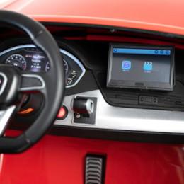 Mediaenhet till Elbil Audi Q5 Quattro - Media Edition