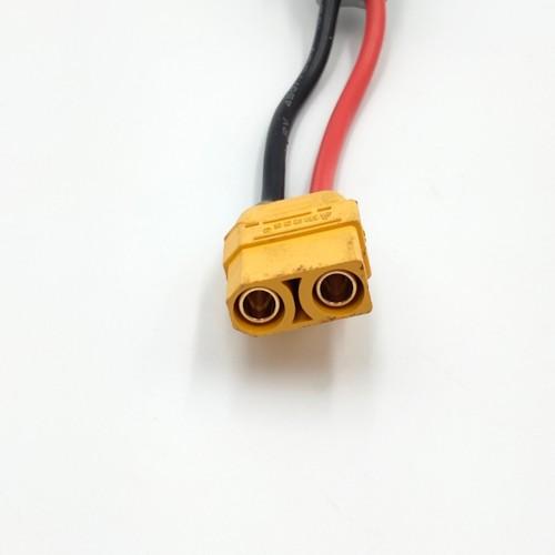 Adapter Velocifero Batteripack Stiftkontakt till XT90
