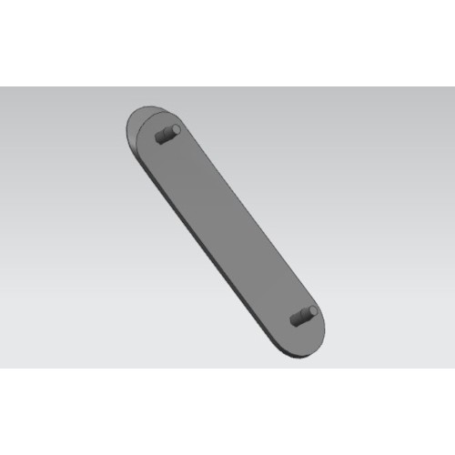 Plastlock till extern batteri fäste till Nitrox Joy