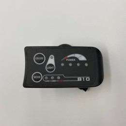 3-speed PAS-kontrollpanel till Evobike