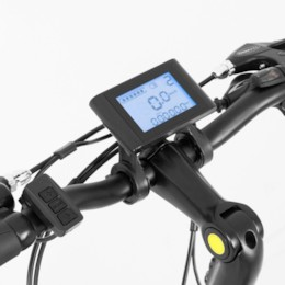 LCD Display till EvoBike 500W 2017